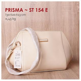 jual online tas kerja wanita cantik dan elegan model simple harga murah - prisma ST 154