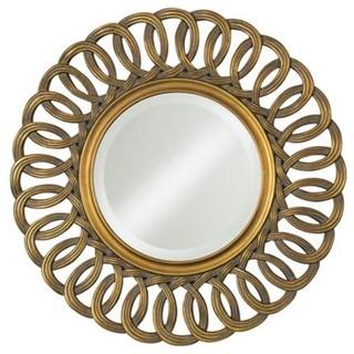 Cermin Antik emas / gold