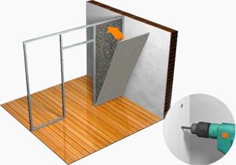 The material 39 s universe el pladur - Precio pladur colocado ...