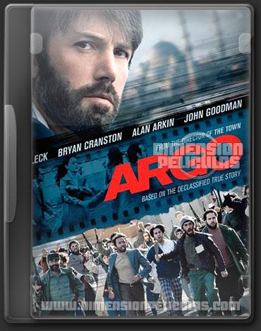 Argo (DVDRip Español Latino) (2012)