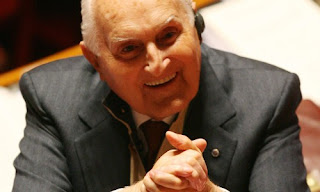 """Oscar Luigi Scalfaro """"Il Ribaltonista"""""""
