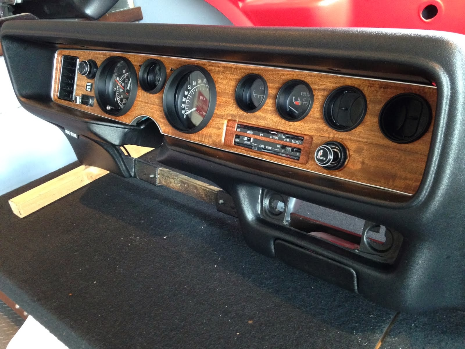 1980 trans am dash pictures to pin on pinterest