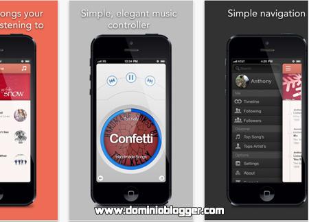 reproductor de musica gratis para tu iPhone con Legato