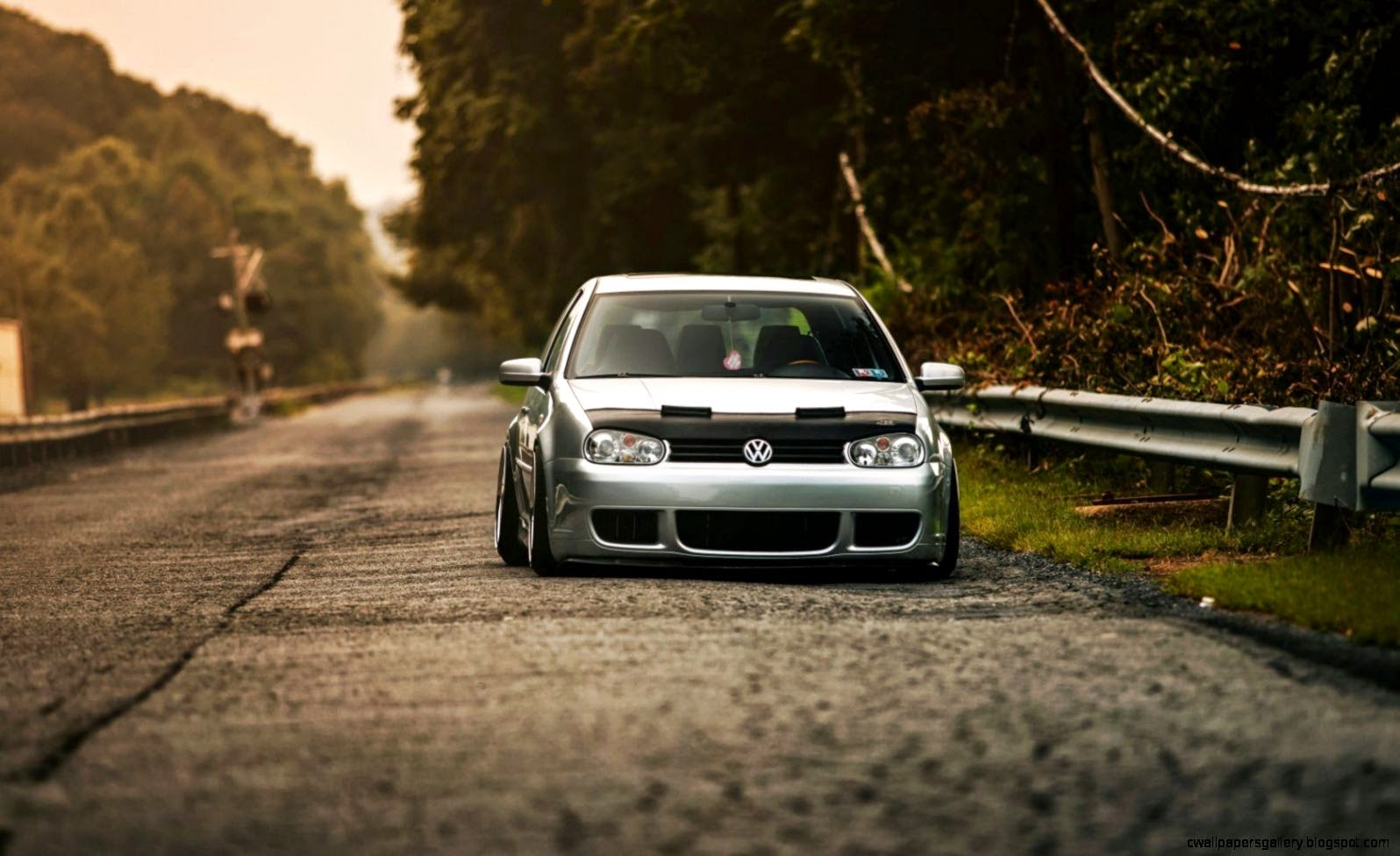 Volkswagen Golf MK4 Tuning Car Road 7011251
