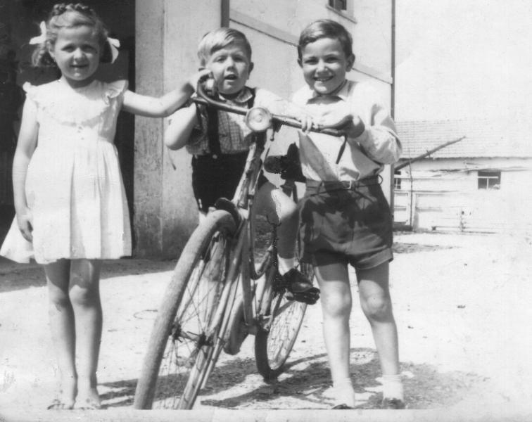 Corropoli come vivevamo tre cugini per una bicicletta for Bicicletta per tre persone
