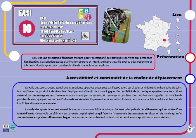 EASI Grenoble au salon des maires de France