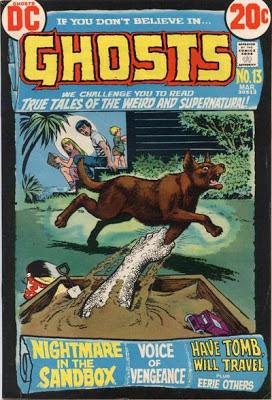 Ghosts #13, DC Comics