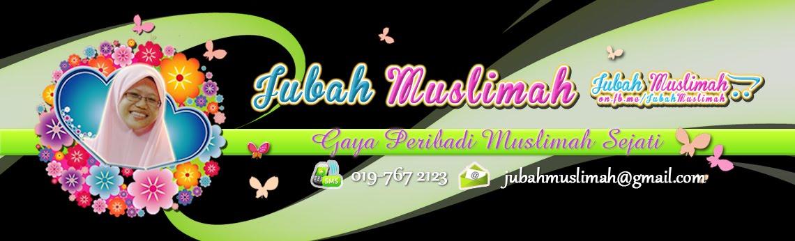 Jubah Untuk Muslimah