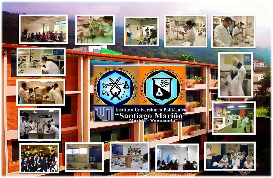 laboratorio ciclo profesional de la escuela de Ingeniería Química