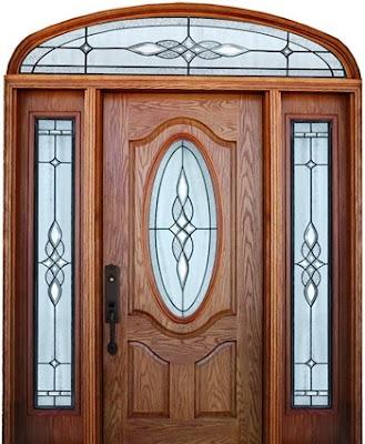 Desain Model Pintu Kayu