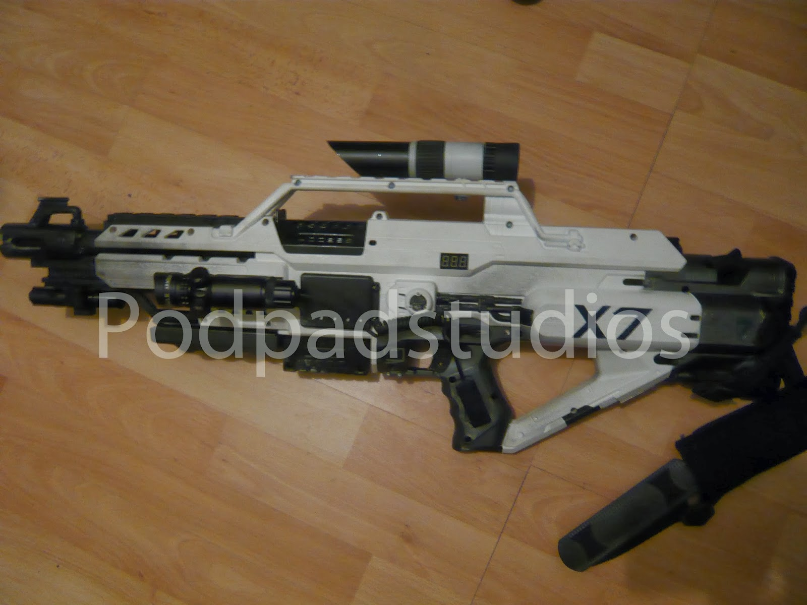 Stargate And Sci Fi Weapons November 2013