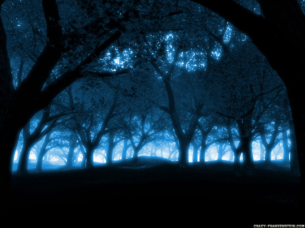 Wonderful Wallpaper Macbook Halloween - blue-forest-wallpaper  Pic_2840.jpg