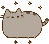 Sticker Facebook Pusheen