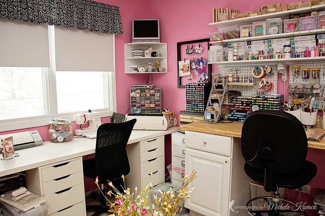 Michele Kovack Craft Room