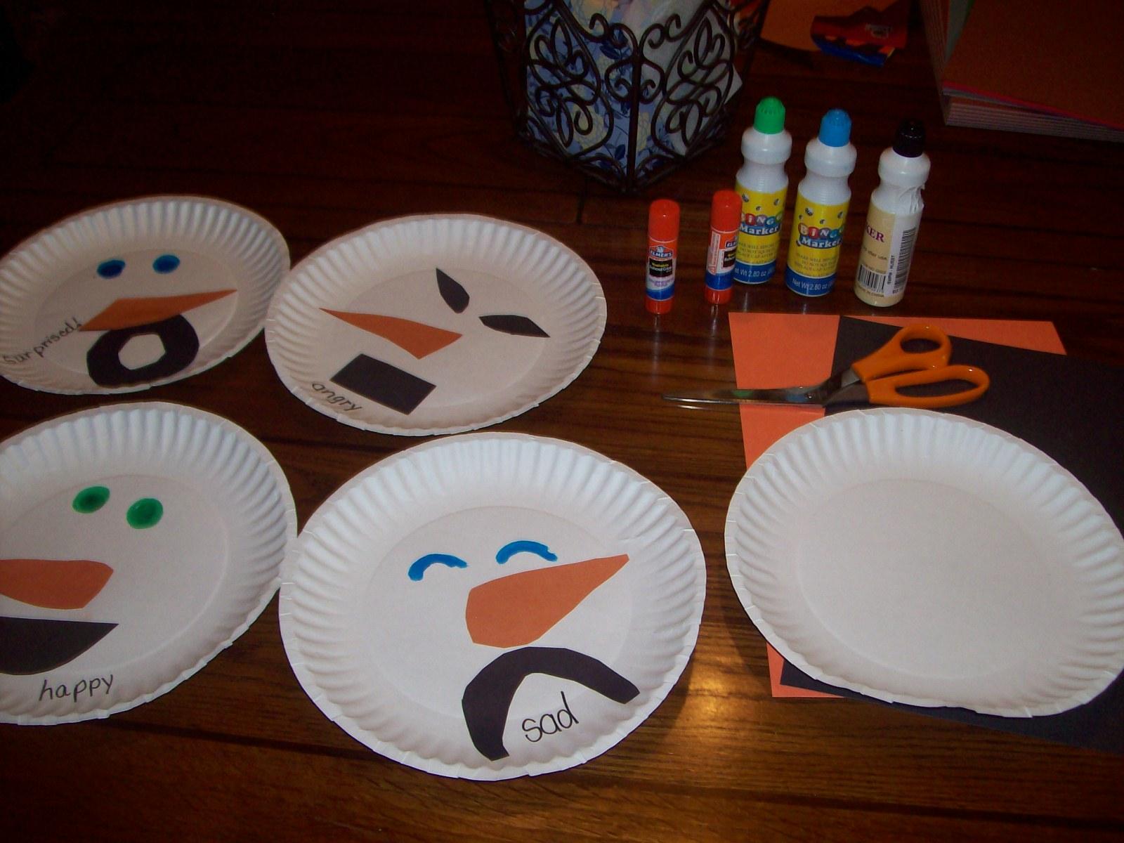 Teaching my blessings emotional snowmen emotional snowmen jeuxipadfo Gallery