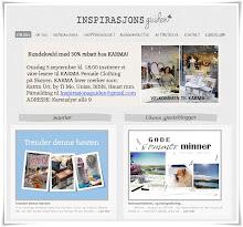 Jeg var gjesteblogger hos Inspirasjonsguiden ღ