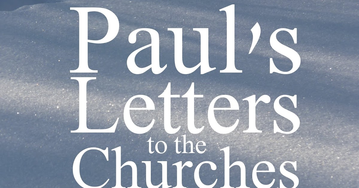 an analysis of pauls letter to the galatians a religious writing The letter of paul to the galatians online commentary (1) this letter has been significant throughout christian history if one supports the s galatia hypothesis and so an earlier date for the letter, the probable place of writing would be corinth.