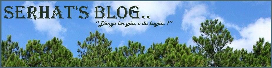 Serhat&#39;s Blog