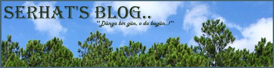 Serhat's Blog