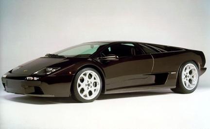 Lamborghini Aventador Lamborghini Diablo Black