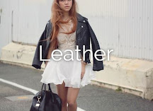Wantering spring trends leather