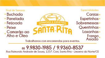 MARMITARIA & SORVETERIA SANTA RITA