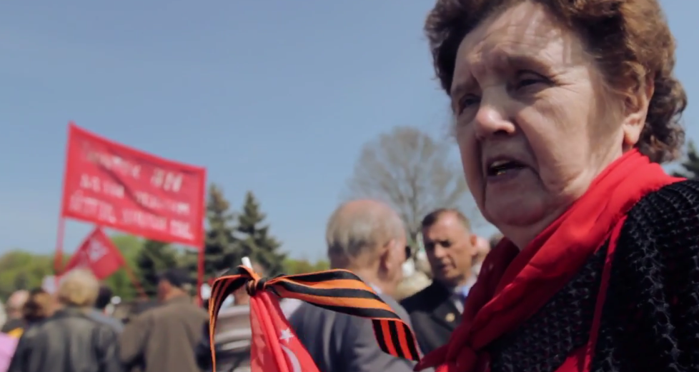 Communists tried to hold May Day demonstrations in different cities of Ukraine
