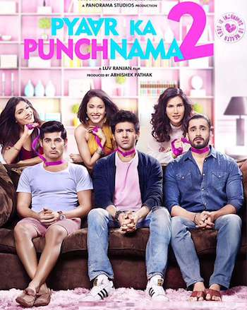 Pyaar Ka Punchnama 2 2015 Hindi Full Movie