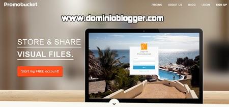 PromoBucket es la nueva red social para compartir imagenes