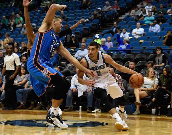 watch oklahoma city thunder vs minnesota timberwolves live stream