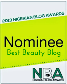Best Beauty Blog 2013