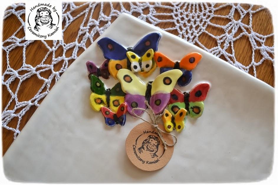 Pawie oczka i inne motyle