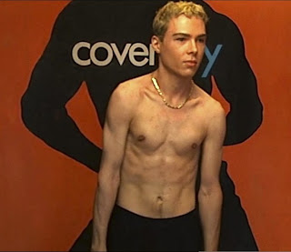 Luka Magnotta, Cover Boy audition.