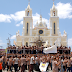 Romeiros iniciam peregrinação para o Santuário de São Francisco das Chagas, em Canindé