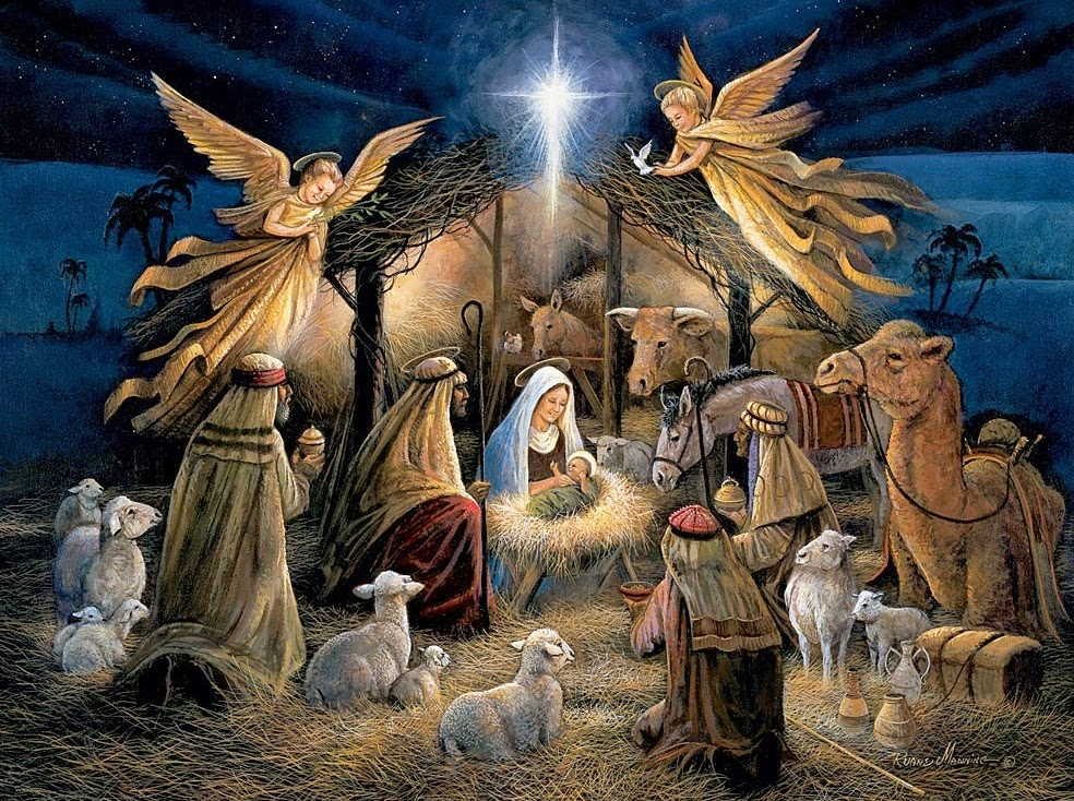 for unto us a child is born readings for christmas mass at midnight