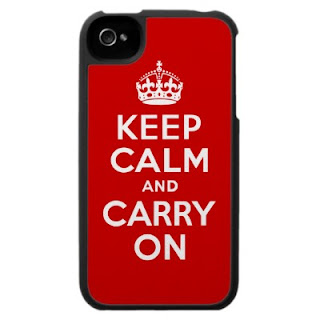 iphone case Keep Calm and Carry on Story of okokno
