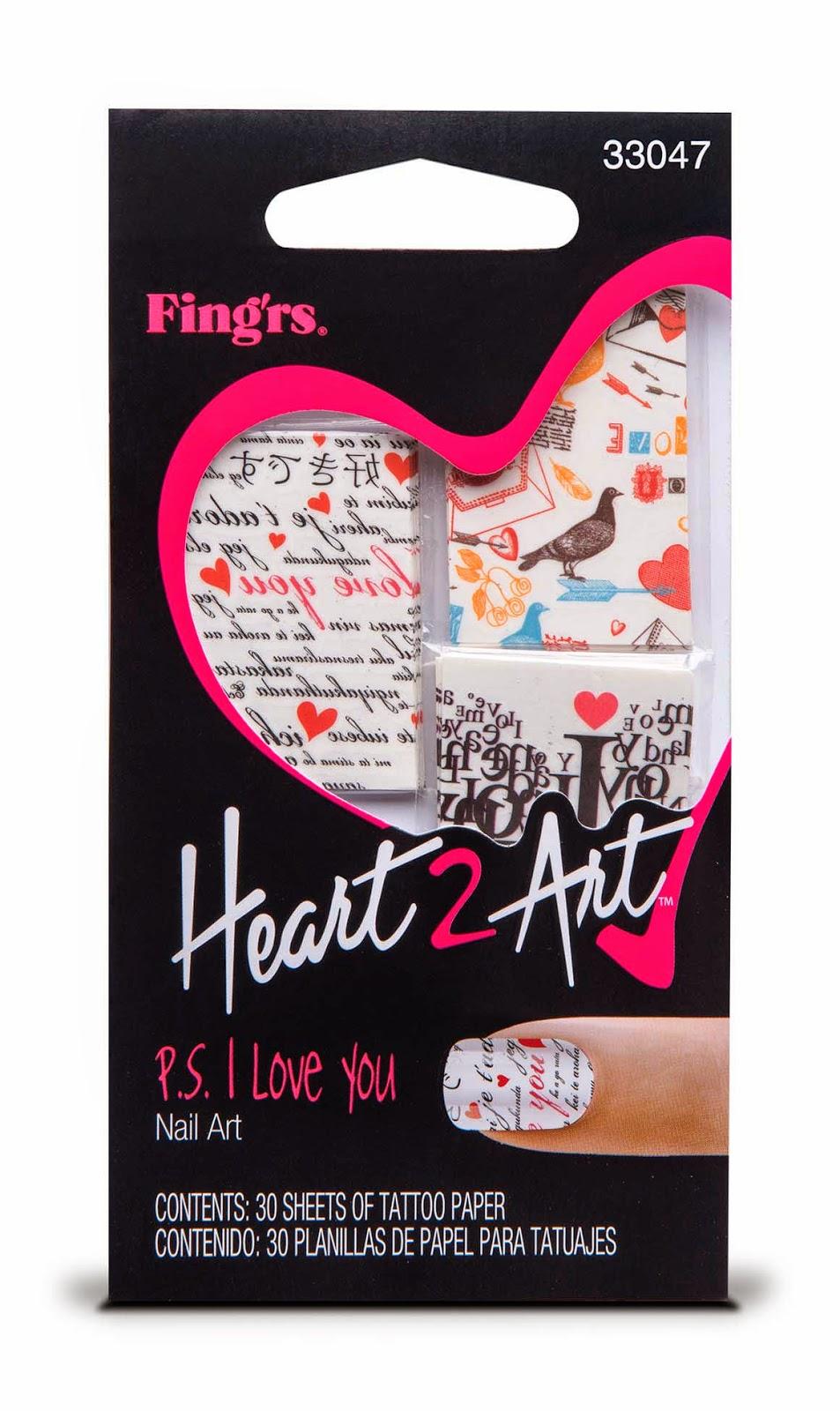 Heart2Art - P.S. I Love You