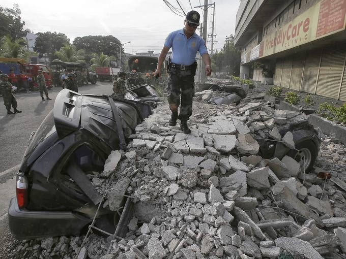 BOHOL EARTHQUAKE 23
