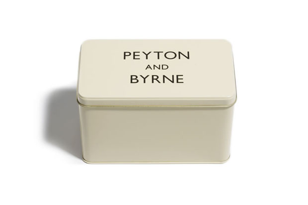 Peyton and Byrne, Farrow, caja, box, bakery, Londres, London, diseño, design, brand