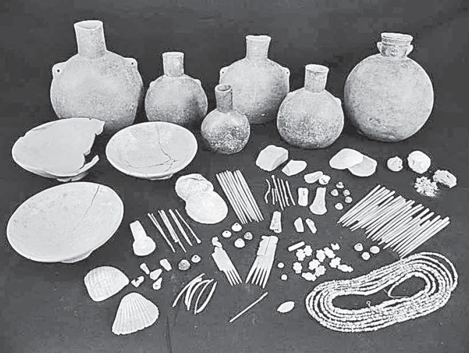 genero mujer arqueologia: