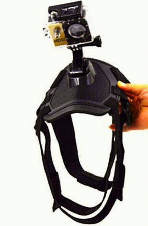 GoPro Βαση ειδικη για να βαλετε στην ραχη του σκυλου σας την GoPro