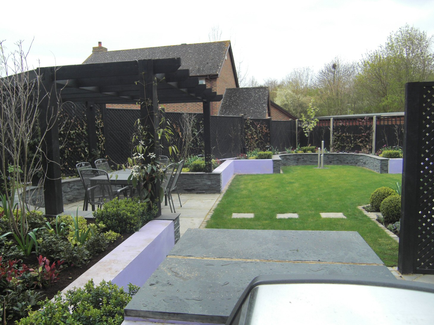 Beautiful A Life Designing: How To Landscape A Garden