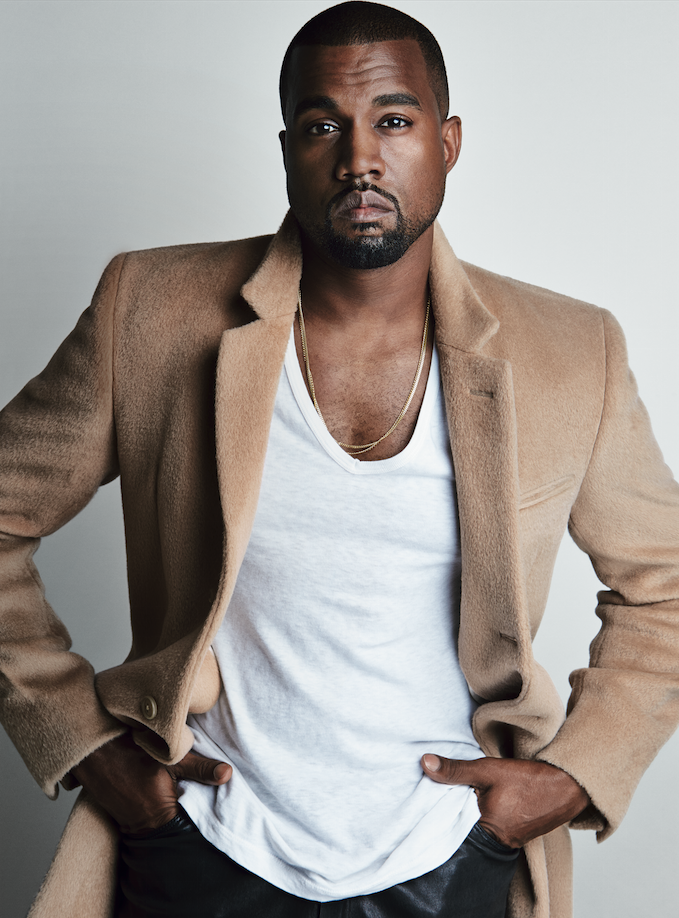 Thefashionisers Gq Style South Africa Volume 6 Kanye West