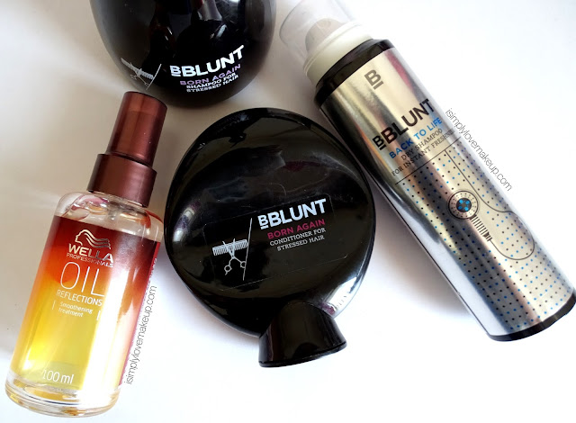 My Top 3 Haircare Products