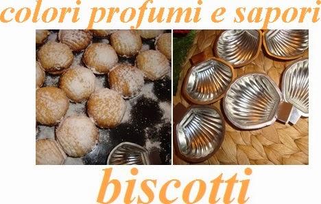 biscotti con crema di cacao e noci