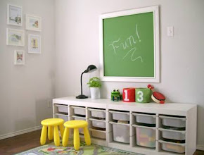 Chalkboard For a Child's Room