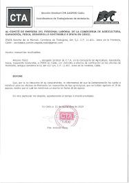 Remitimos al Comité de Empresa un nuevo escrito sobre mascarillas reutilizables