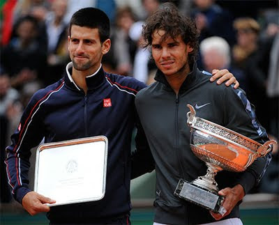 Rafa Nadal vs Djokovic Roland Garros 2012
