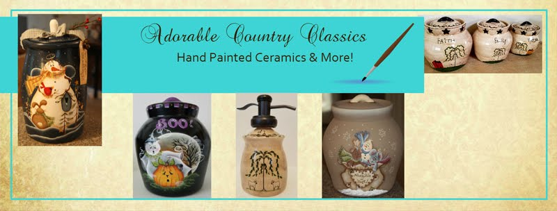 Adorable Country Classics Home Decor & Gifts