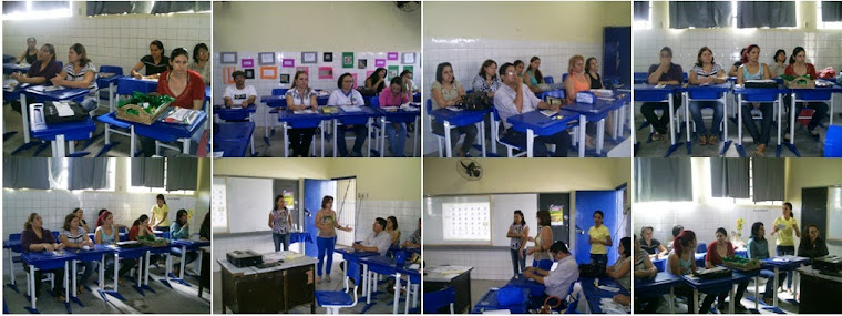 Formação de Professores: Práticas de lietura para formação do leitor na EJAI